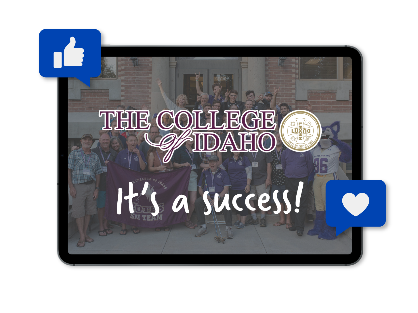 How the College of Idaho doubled its homecoming event participation in 2 years