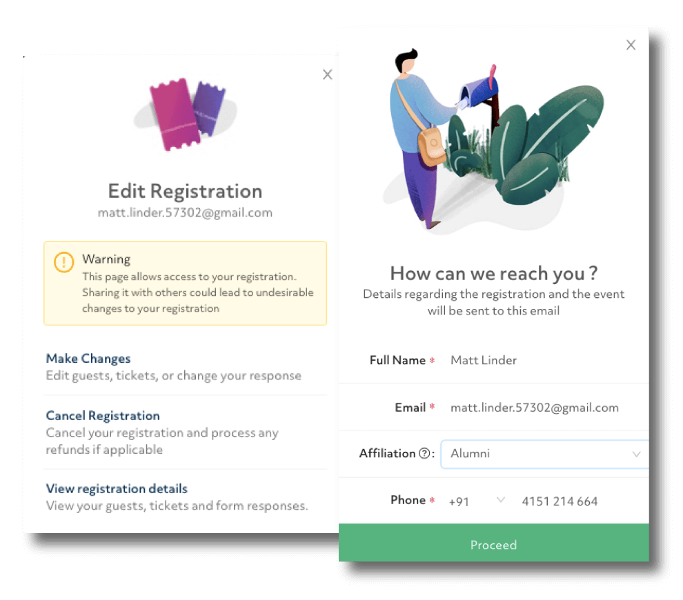 Provide an Enhanced Registration Experience Using Event Management Software