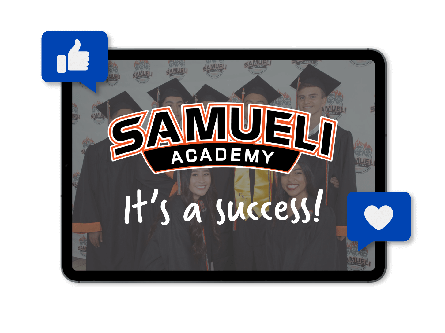 How Samueli Academy uses personalized email campaigns to engage its online alumni community