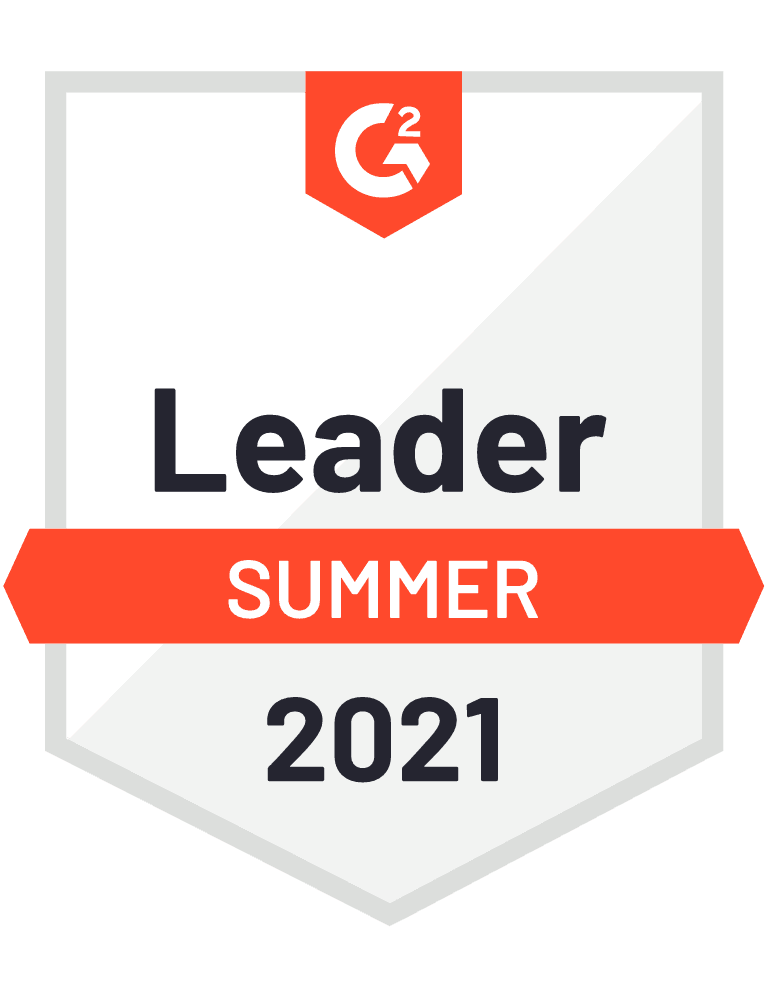 G2 Badge 2020 - Users Love Us