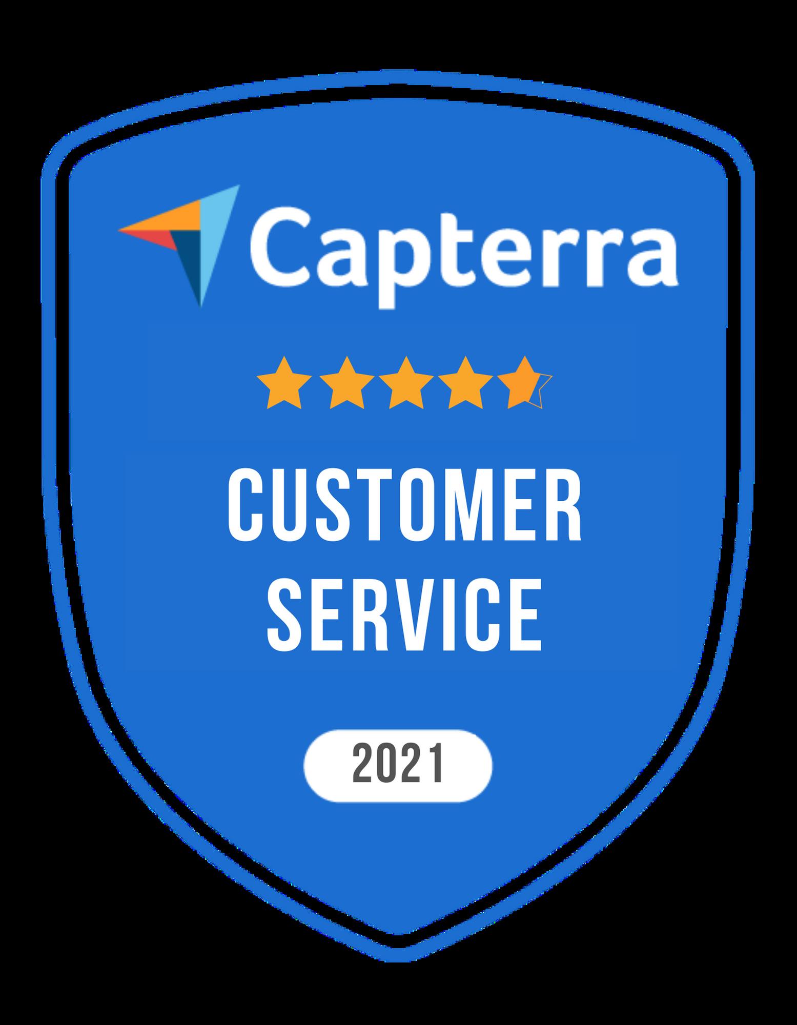 Best Customer Service on Capterra