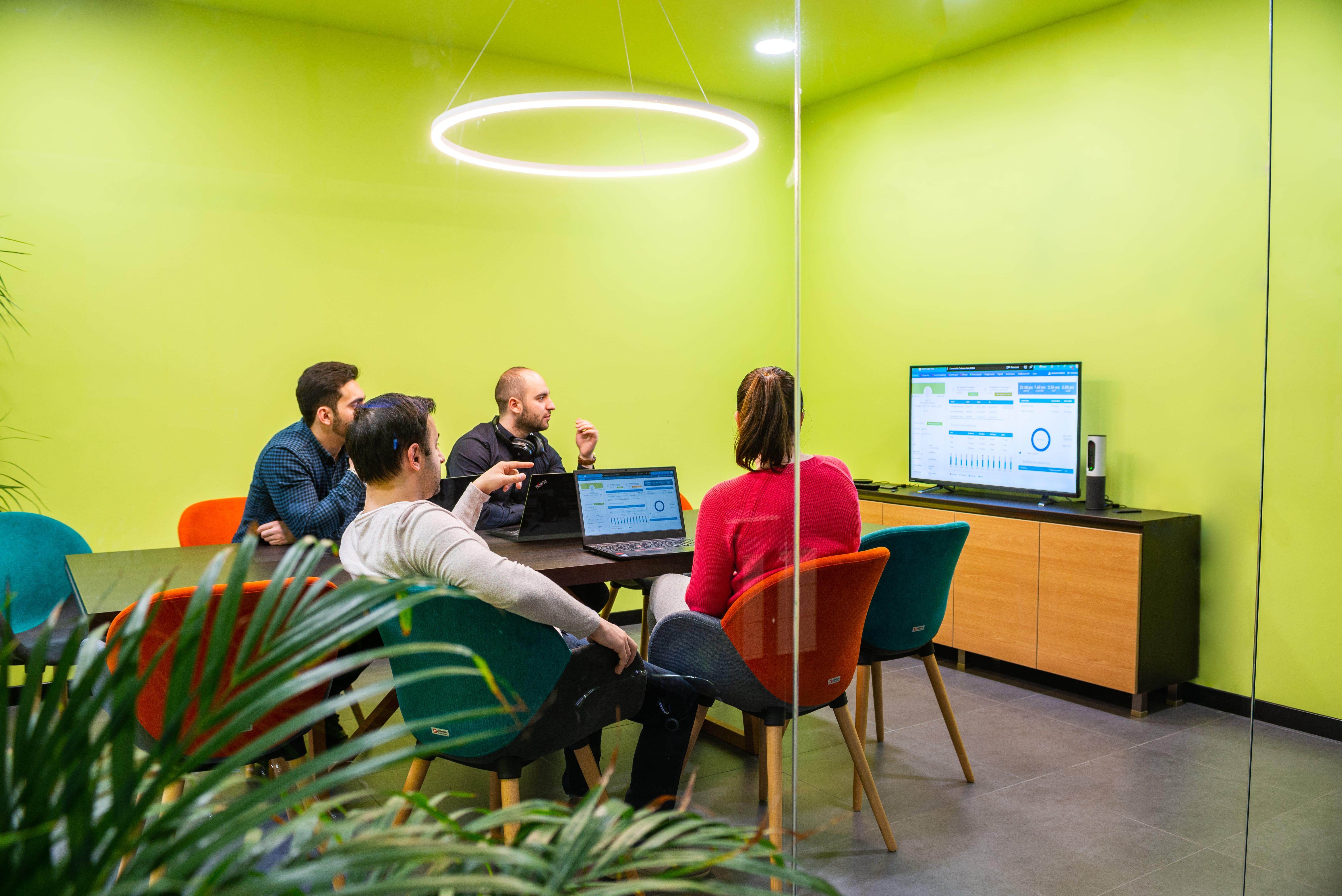 Devlix Office View Yerevan