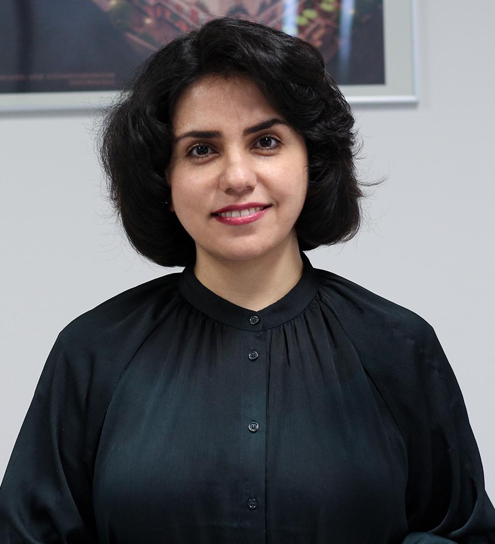 Mahdieh Tajfar