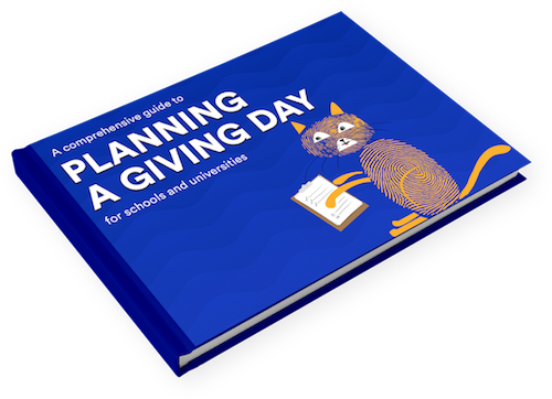 Giving Day Book