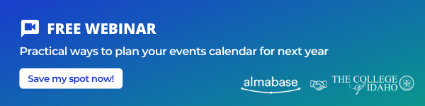 Free Webinar: Practical ways to plan your events calendar for next year