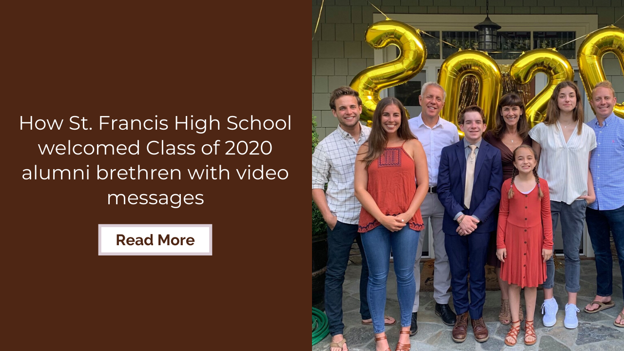 St. Francis High School's success story