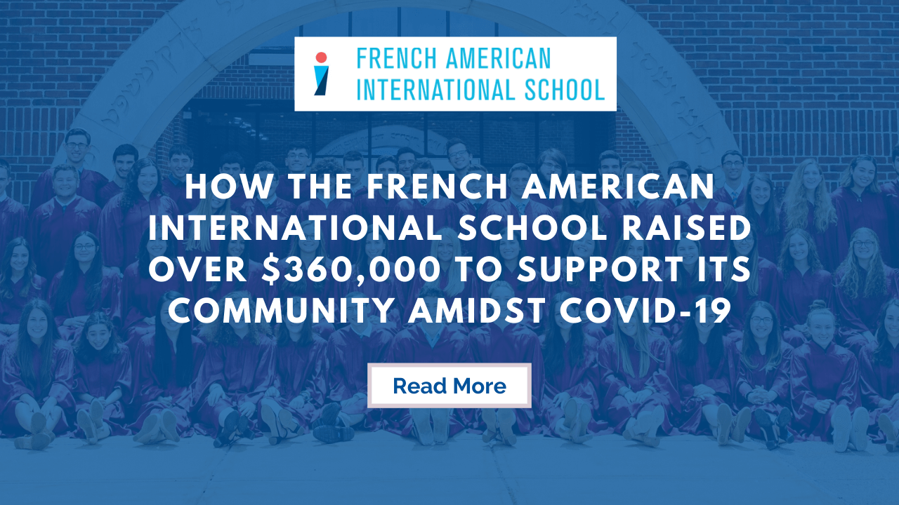 French American International School case study