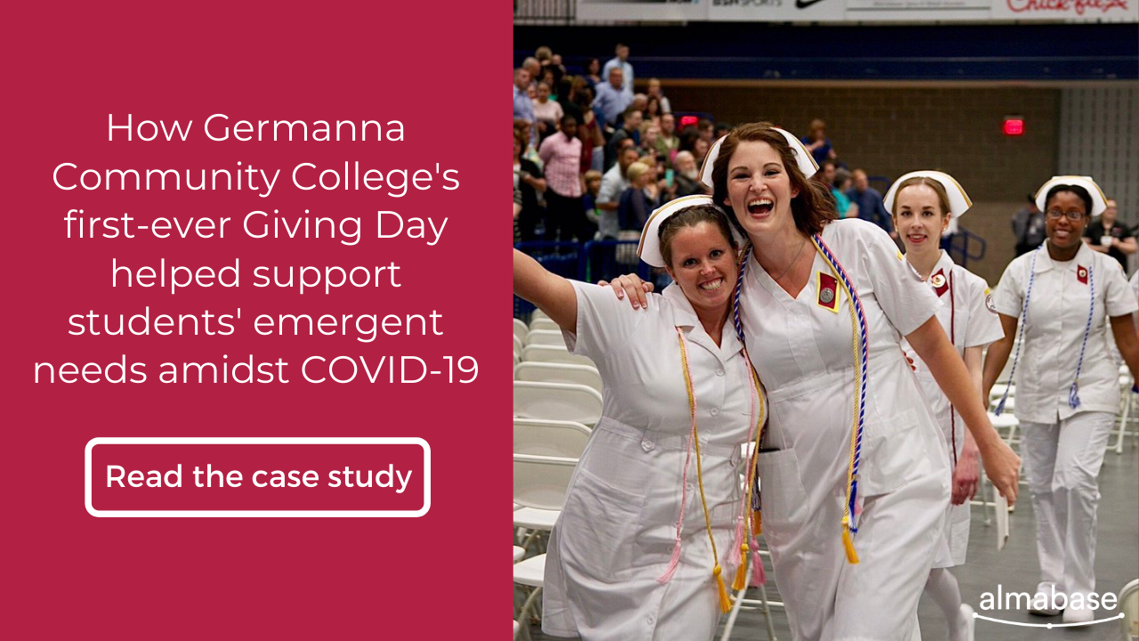 Germanna Community College's first-ever Giving Day