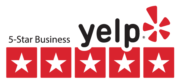 Yelp 5 star rating