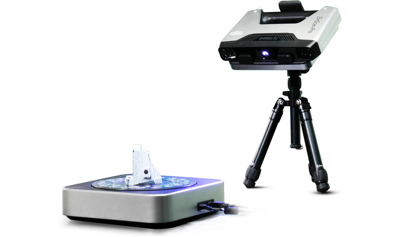 Einscane 3D scanner Fablab