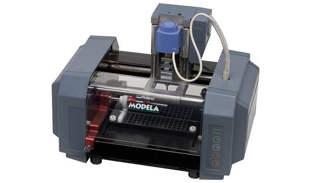 Roland Modela CNC Fablab