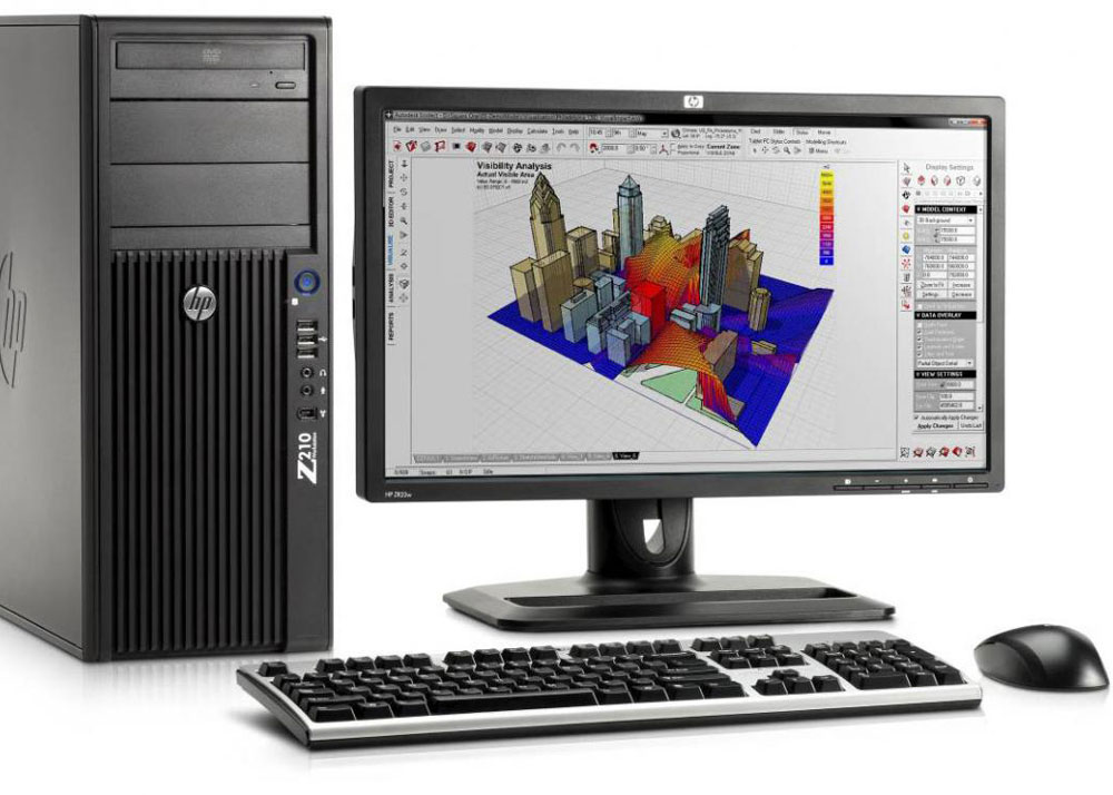 Computers with CAD preinstalled