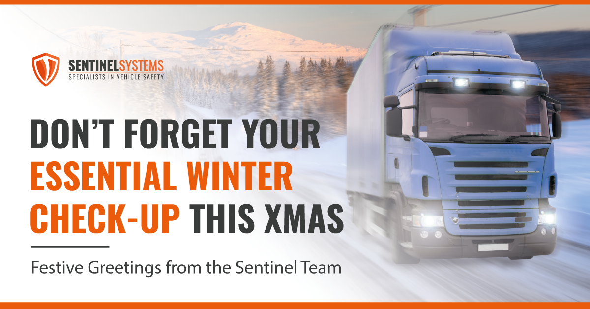 Don't forget your essential winter check-up this Xmas