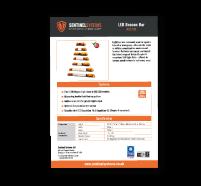 ANC120 LED Beacon Bar Datasheet