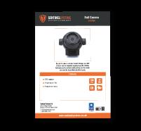 CAM056 Ball Camera Datasheet