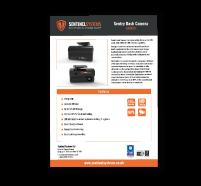 CAM079 Sentry Dash Camera Datasheet