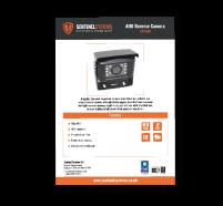 CAM080 AHD Reverse Camera Datasheet
