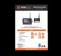 CAM101 MON057 Wireless Camera Datasheet