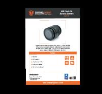 CAM113 AHD Flush Fit Reverse Camera Datasheet