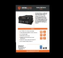 Sentry S60 Series MDVR Datasheet