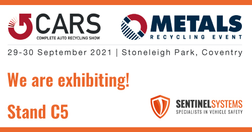 CARS and MRE 2021  - We are exhibiting