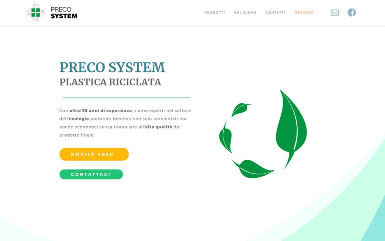 sito Preco System