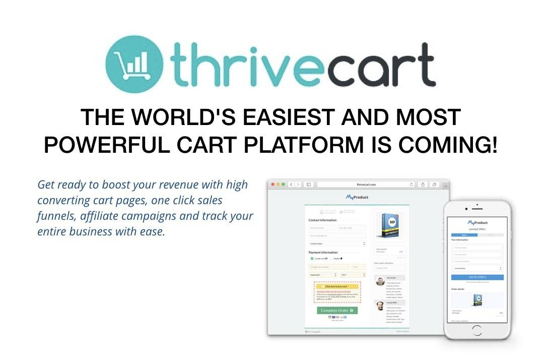 Thrive Cart