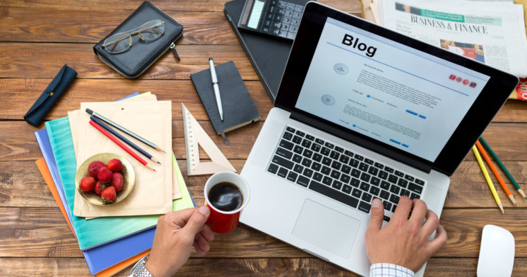 Why Your Small Business Should Be Blogging