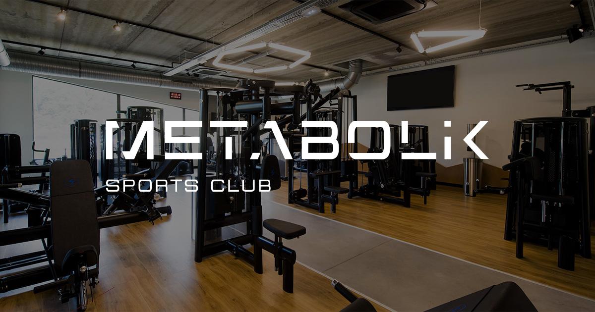 Metabolik Votre Sports Club A Aix En Provence