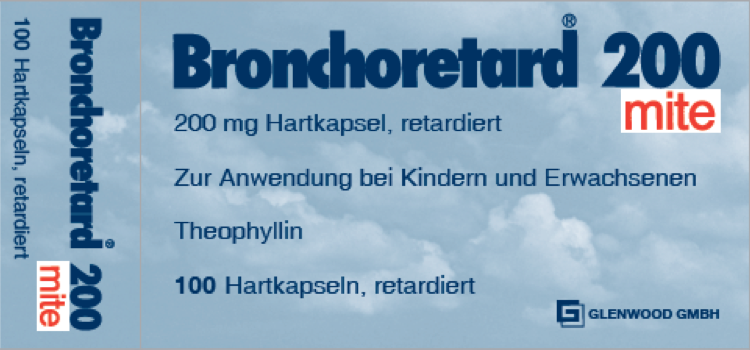 Bronchoretard