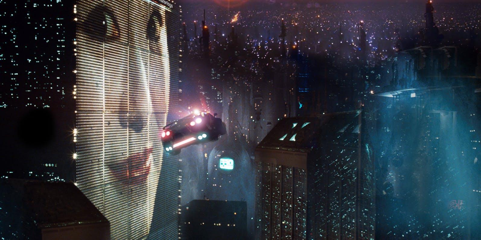 Ciudad de Blade Runner 2049