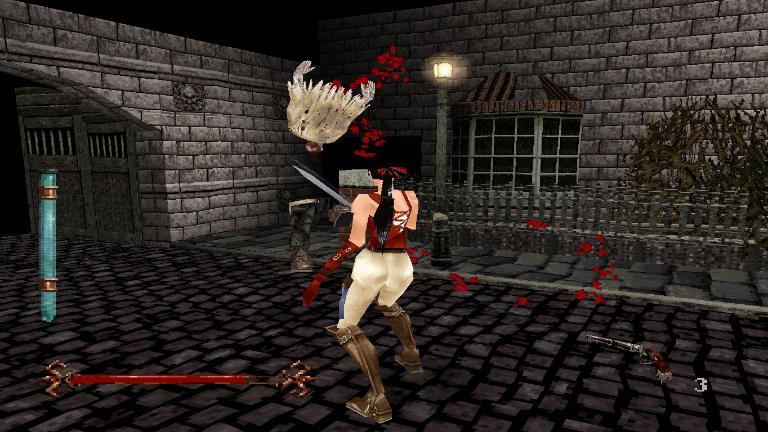 Nightmare creatures videojuego 1997