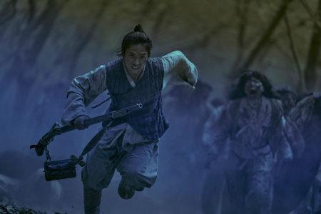 Kingdom zombies Netflix series