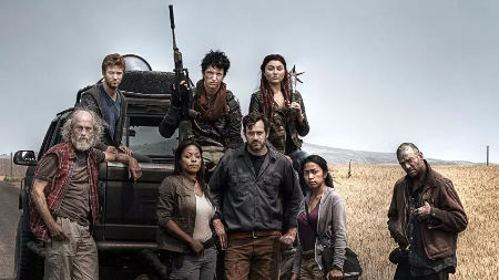 Z Nation TV Series Zombies