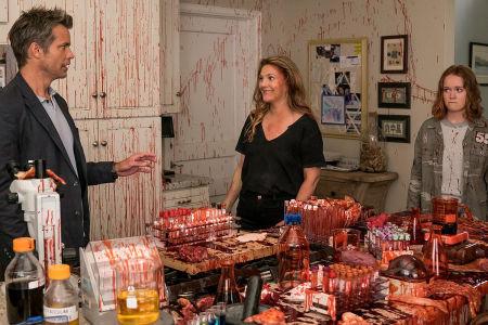 Santa Clarita Diet Netflix Zombies Series