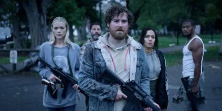 Black summer Netflix zombies series