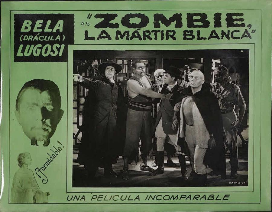 Películas clásicas de zombies imperdibles