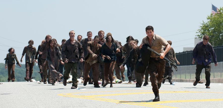 Una lista de todos los tipos de zombies que dan miedo