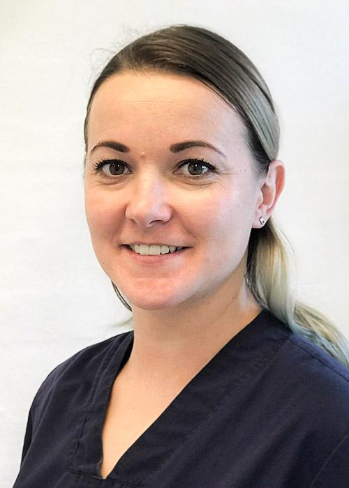Anni Fonseca - Klinikassistent