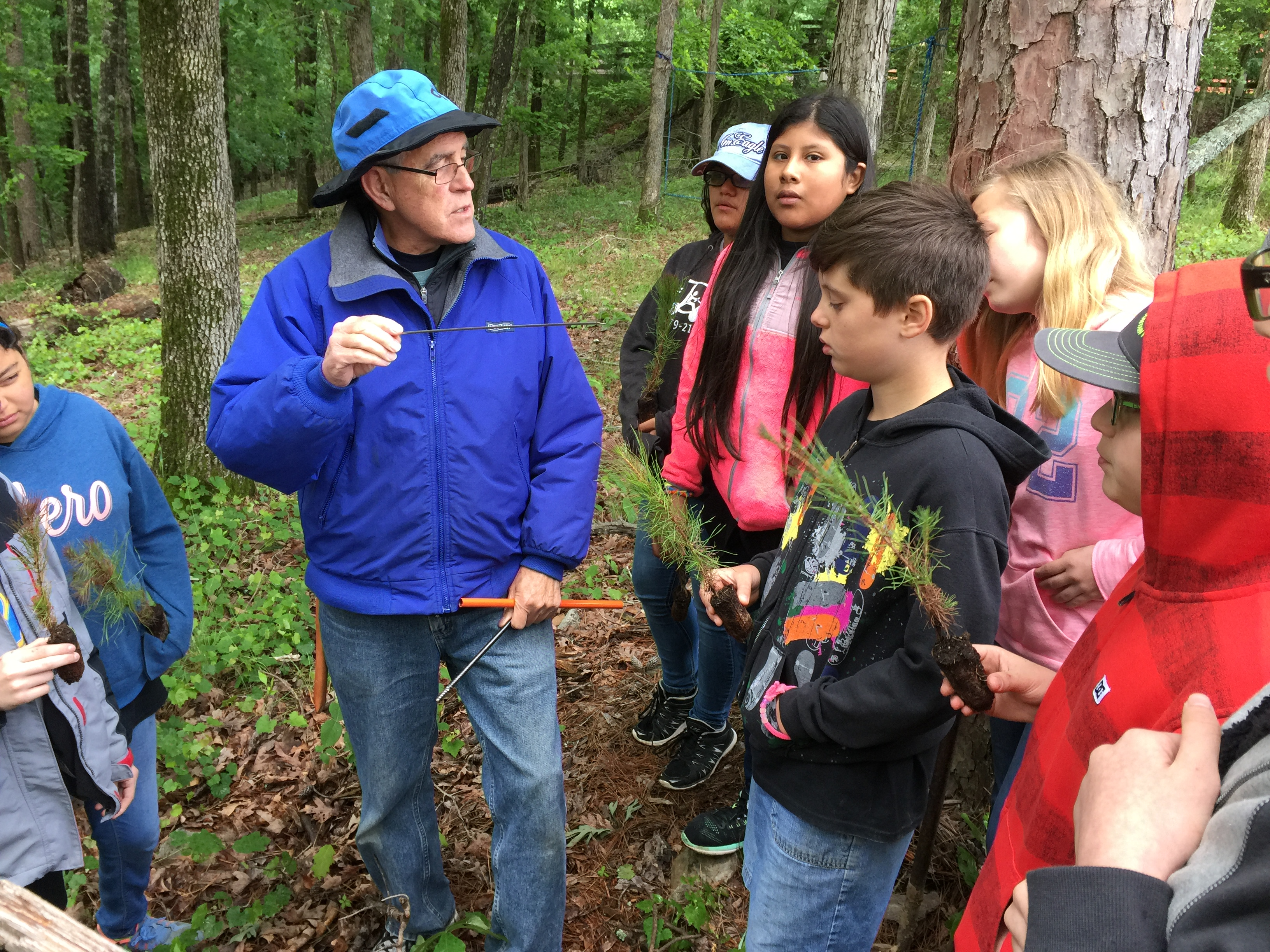 Basic Guidelines to Organize an Outdoor School Program