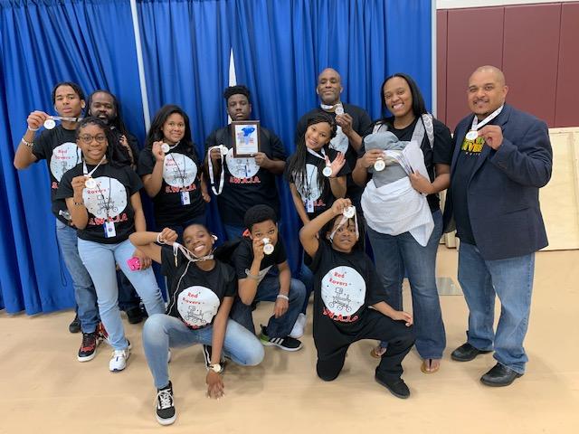 Lego Robotics 2019 Southwest Adventist Junior Academy