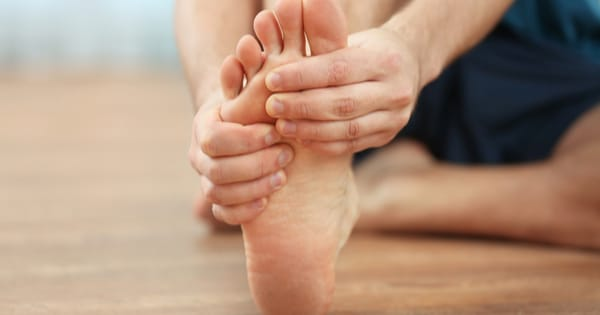 Stop the Pounding Pain in Your Feet!