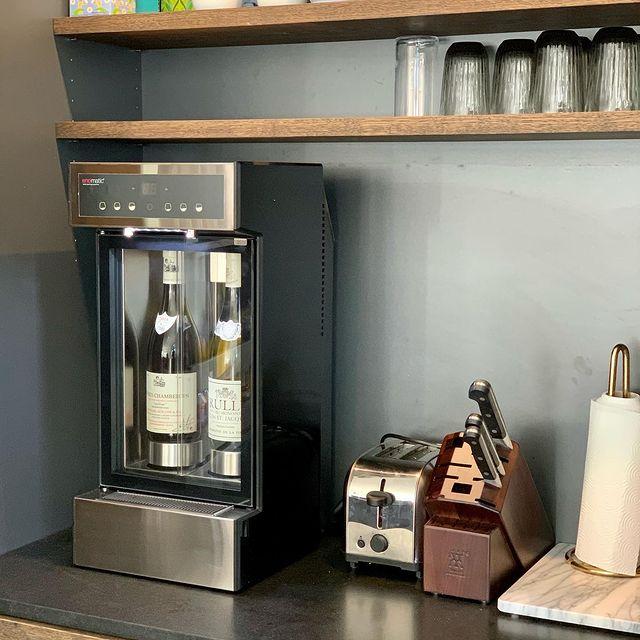 Bedste vin dispenser til private hjem
