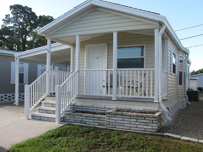 Sarasota mobile home rental