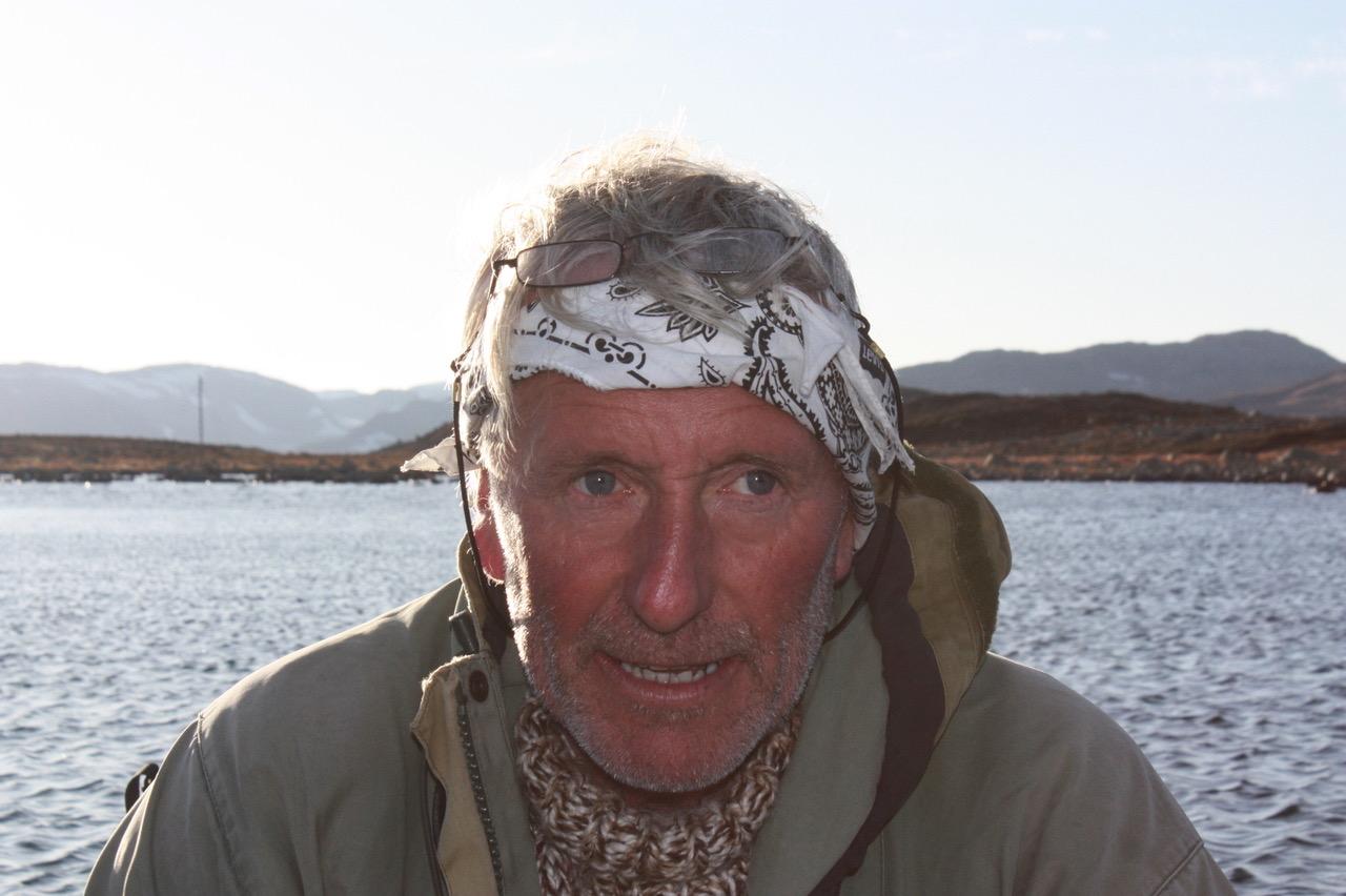 Oddbjørn Lynghammar kjem til Møgedalsmarknaden for å fortelje om livet på bygda.
