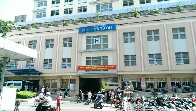 Thu hẹp vùng kín tại bệnh viện từ dũ
