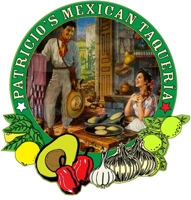 Patricio's Mexican Taqueria Logo