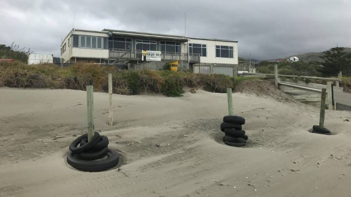 The Paekākāriki Surf Club will have to move from its current location.