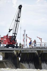 Corps of Engineers completes closure of Bonnet Carre Spillway, 43 days after it opened