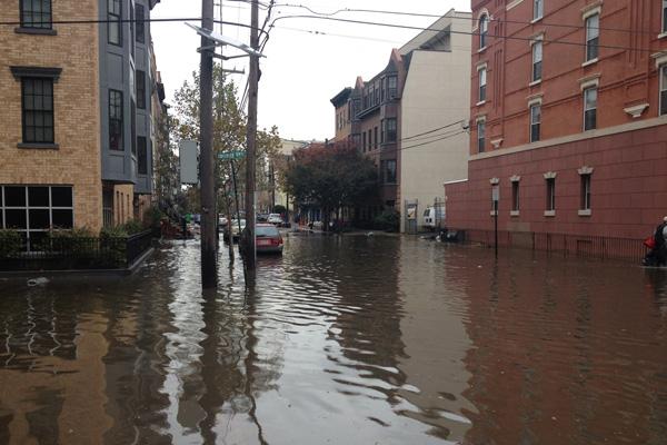 hoboken  flood